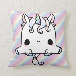 Unicorn Cutie Throw Pillow