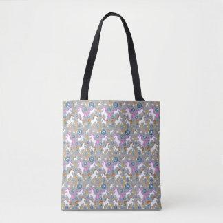 Unicorn Dance Party Tote Bag