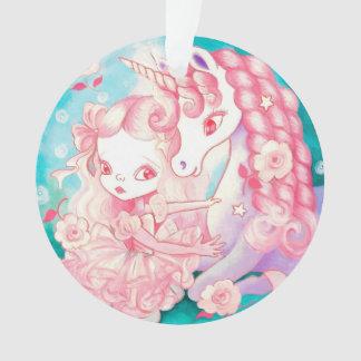 Unicorn Delight Ornament