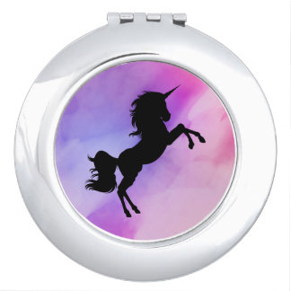Unicorn Design Colorfull mirror Makeup Mirror