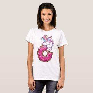 Unicorn & donut T-Shirt