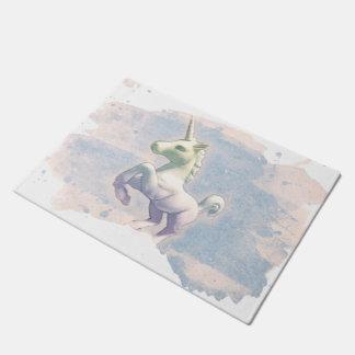 Unicorn Door Mat (Moon Dreams)