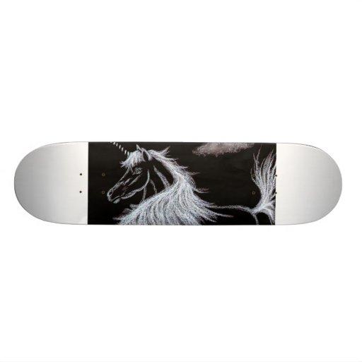 unicorn dreams 1 skate decks