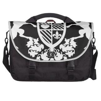 Unicorn_Emblem Laptop Shoulder Bag
