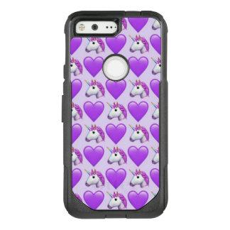 Unicorn Emoji Google Pixel Otterbox Case