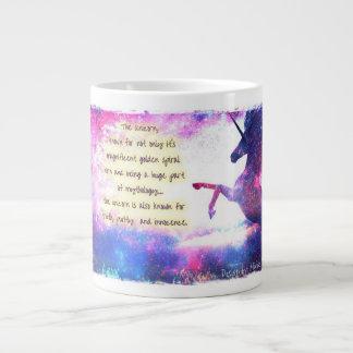Unicorn Fable Large Coffee Mug