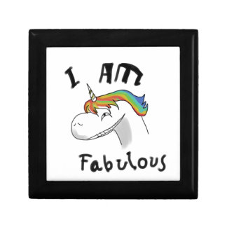 unicorn fabulous woman women mythical creature gri gift box