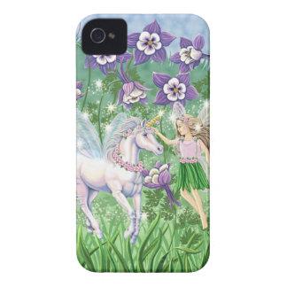 Unicorn Fairy iPhone 4 Case