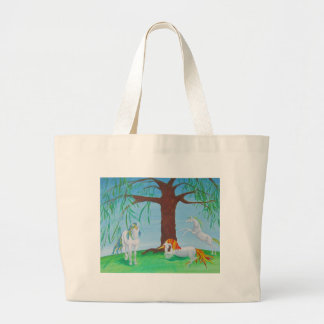 Unicorn Family Tote Bag