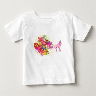 Unicorn Fart Baby T-Shirt