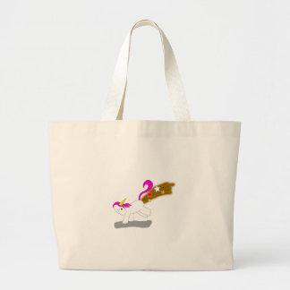 Unicorn Fart Jumbo Tote Bag