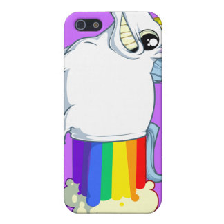 Unicorn Farts iPhone 4 Case