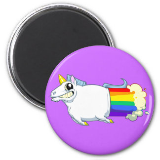 Unicorn Farts Magnet
