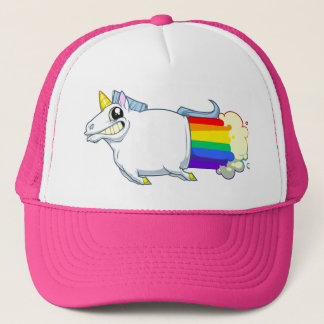 Unicorn Farts Trucker Hat