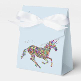 Unicorn Favor Box