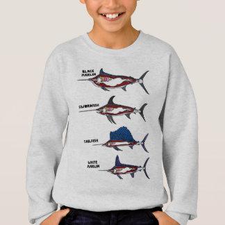 Unicorn Fish Sweatshirt