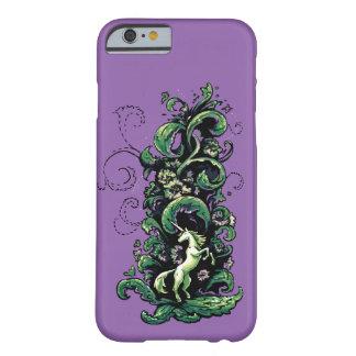 Unicorn Flourish Barely There iPhone 6 Case