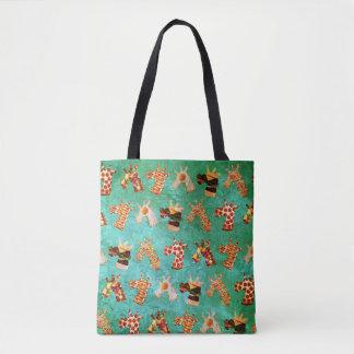 Unicorn Food Tote Bag