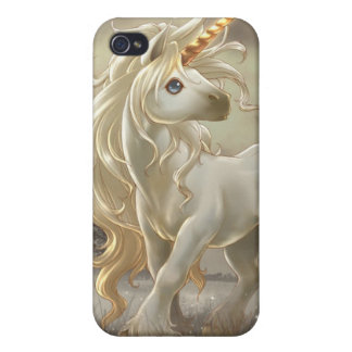 Unicorn For a Princess iPhone 4 Covers