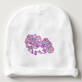 Unicorn for baby baby beanie