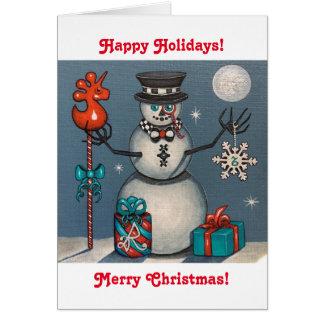 Unicorn For Jolene Greeting Card