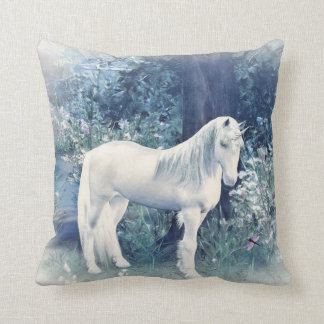 Unicorn forest dream pillow