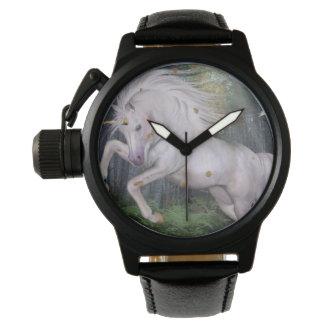 Unicorn Forest Stars Cristal Blue Watches