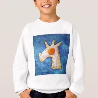 Unicorn Fried Egg Sweatshirt