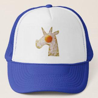 Unicorn Fried Egg Trucker Hat