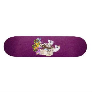 Unicorn Friends Pixel Art Skateboard Decks