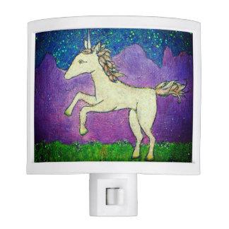 Unicorn Frollicking Nite Lights
