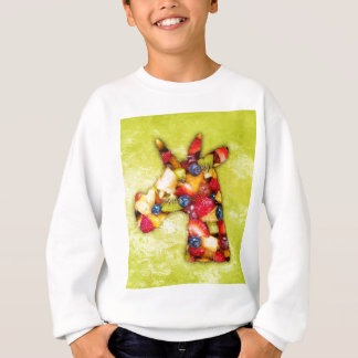 Unicorn Fruit Salad Sweatshirt