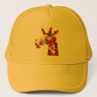 Unicorn Fruit Salad Trucker Hat