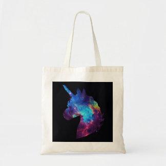 Unicorn galaxy tote