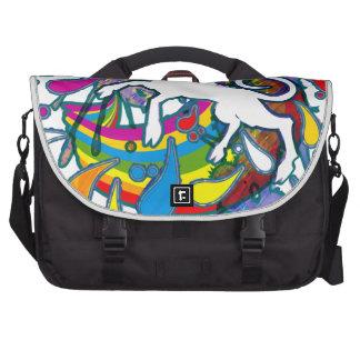 Unicorn_Gallop Bag For Laptop