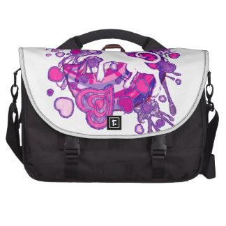 Unicorn_Gallop Computer Bag