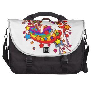 Unicorn_Gallop Laptop Bag