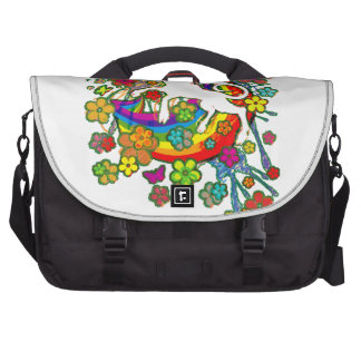 Unicorn_Gallop Laptop Shoulder Bag
