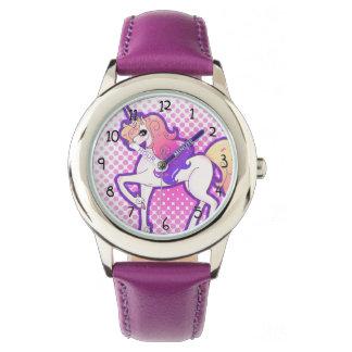 Unicorn Girls Watch