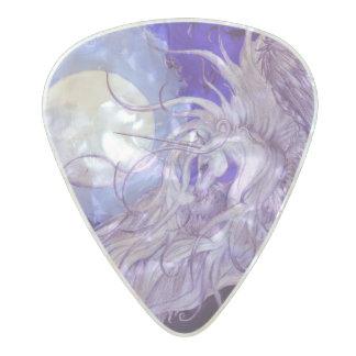 Unicorn Guitar Pick