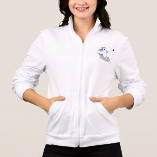 Unicorn Hammer Thrower Jacket