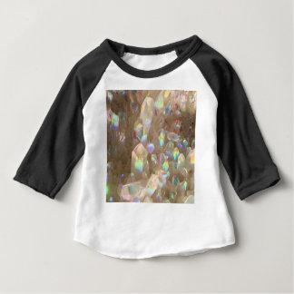 Unicorn Horn Aura Crystals Baby T-Shirt
