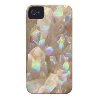 Unicorn Horn Aura Crystals Case-Mate iPhone 4 Case