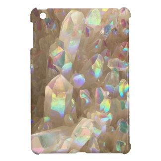 Unicorn Horn Aura Crystals iPad Mini Cases