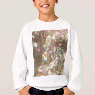 Unicorn Horn Aura Crystals Sweatshirt
