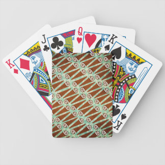 Unicorn Horn Rolls Bicycle Playing Cards