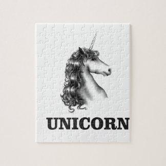 unicorn horse jigsaw puzzle