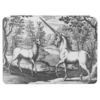 Unicorn in the Forest iPad Pro Cover