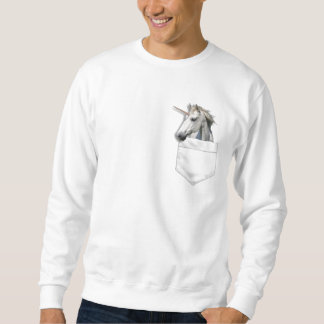 Unicorn in Your Pocket Sweatshirt