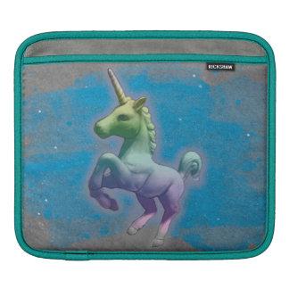 Unicorn iPad Sleeve (Blue Nebula)